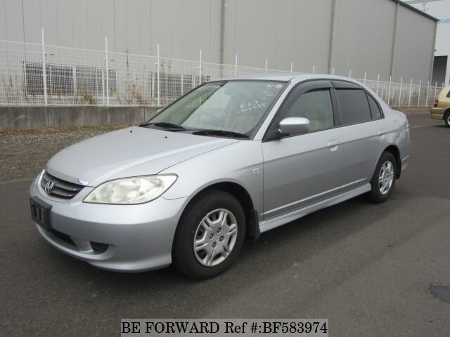 Used 2003 HONDA CIVIC FERIO BF583974 For Sale