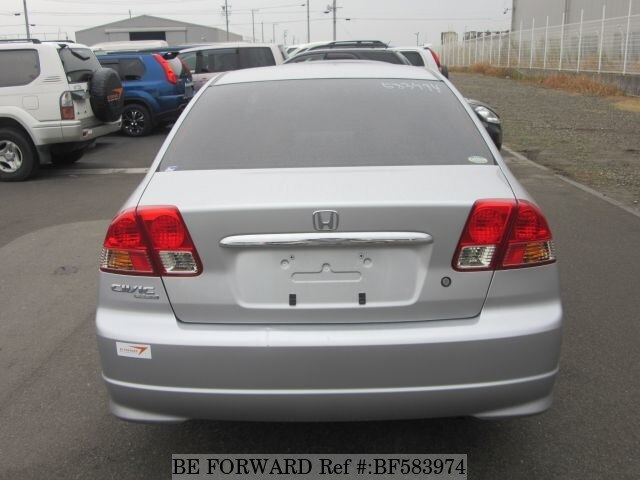 used 2003 honda civic ferio x ua es3 for sale bf583974 be forward. Black Bedroom Furniture Sets. Home Design Ideas