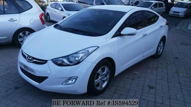 2012 Hyundai Elantra Tire Size U003eu003e Used 2012 HYUNDAI AVANTE (ELANTRA) SMART/