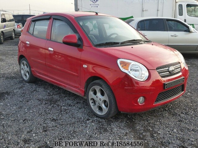 Used 2008 Kia Morning  Picanto  Slx For Sale Is584556