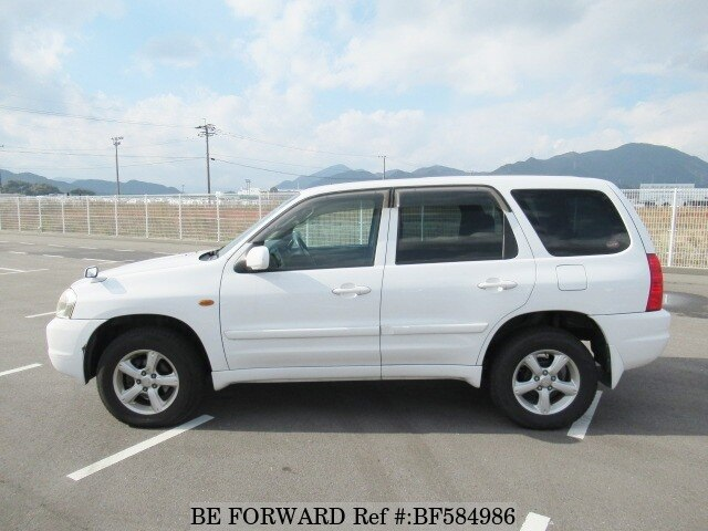 used 2004 mazda tribute lx ta ep3w for sale bf584986 be. Black Bedroom Furniture Sets. Home Design Ideas