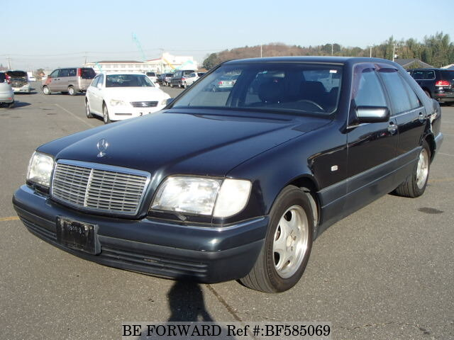 Used 1997 mercedes benz s class s320 e 140032m for sale for 1997 mercedes benz s320