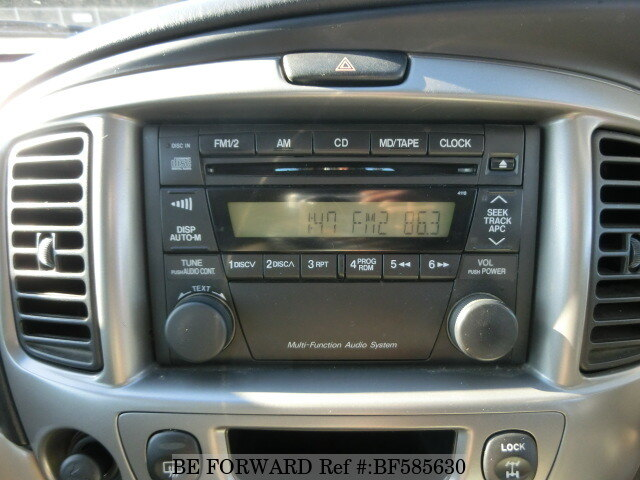 Used 2004 Ford Escape Xlttaep3wf For Sale Bf585630 Be Forwardrhbeforwardjp: 2004 Ford Escape Radio At Gmaili.net