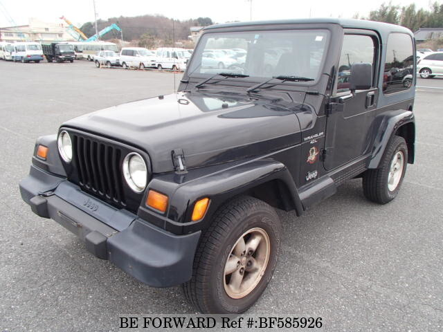 used 1999 jeep wrangler sahara hard top gf tj40h for sale bf585926 be forward. Black Bedroom Furniture Sets. Home Design Ideas