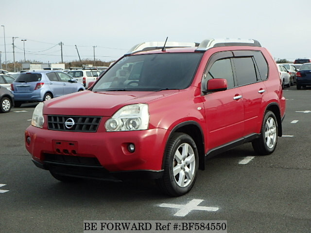 Used 2007 nissan x trail 20xdba t31 for sale bf584550 be forward used 2007 nissan x trail bf584550 for sale fandeluxe Gallery