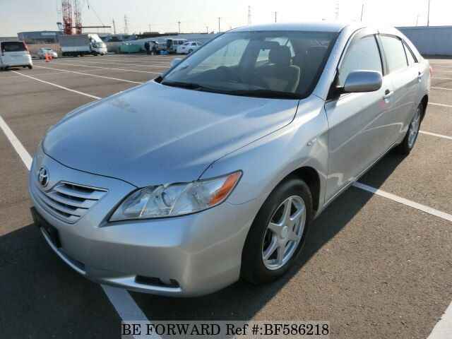 2006 Toyota Camry For Sale >> Used 2006 Toyota Camry 2 4g Dba Acv40 For Sale Bf586218 Be