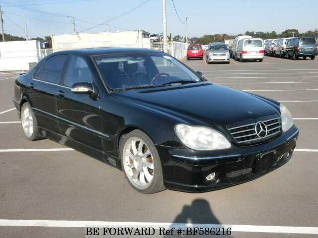 Used 1999 mercedes benz s class lorinser gf 220175 for for 1999 mercedes benz s500 for sale