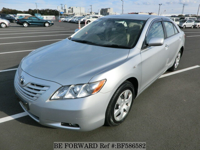 used 2007 toyota camry g dba acv40 for sale bf586582 be forward. Black Bedroom Furniture Sets. Home Design Ideas
