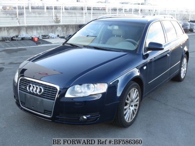 used 2005 audi a4 avant 3.2 fsi quattro/gh-8eaukf for sale bf586360