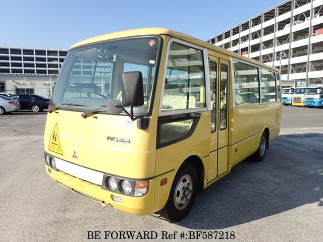 Used 1998 MITSUBISHI ROSA/KC-BE636E for Sale BF587218 - BE