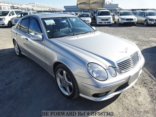 2004 mercedes benz e class e500 amg sports pkg gh 211070 d 39 occasion bf587342 be forward. Black Bedroom Furniture Sets. Home Design Ideas