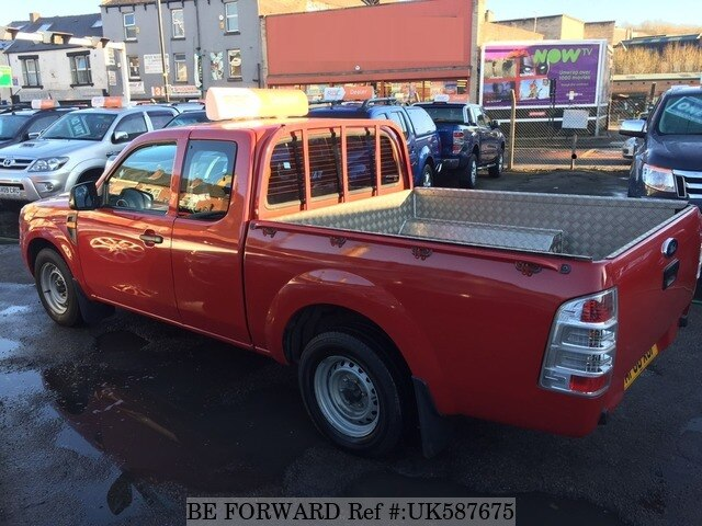 used 2010 ford ranger super cab for sale uk587675 be forward. Black Bedroom Furniture Sets. Home Design Ideas