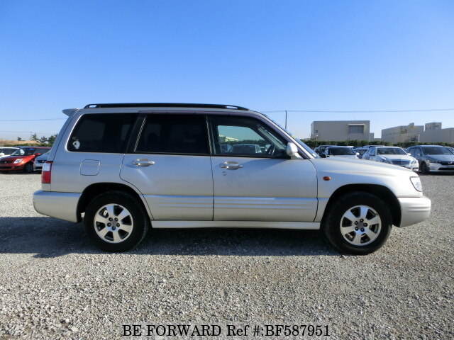 used 2000 subaru forester gf sf5 for sale bf587951 be forward. Black Bedroom Furniture Sets. Home Design Ideas