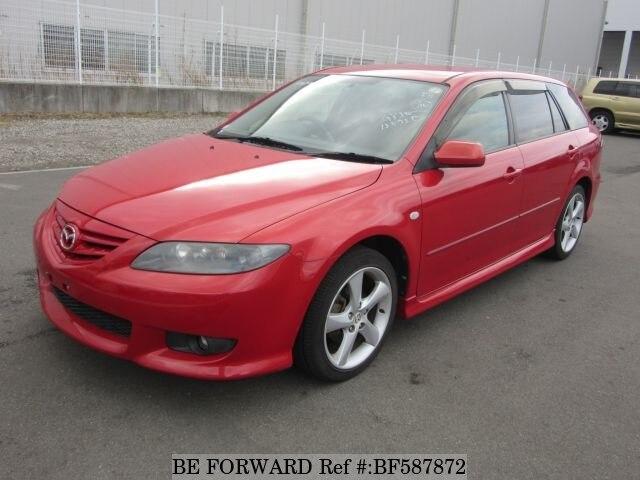 Used 2005 Mazda Atenza Sport Wagon 23sua Gy3w For Sale Bf587872