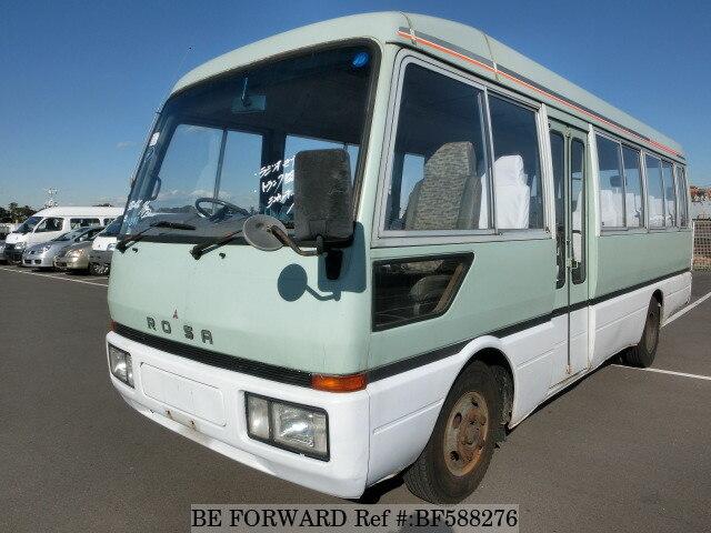 Used 1990 MITSUBISHI ROSA/U-BE437F for Sale BF588276 - BE