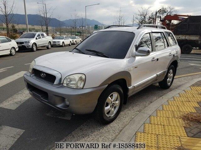 2004 hyundai santa fe gold 7sm2wva 06 usados en venta for Hyundai motor myanmar co ltd