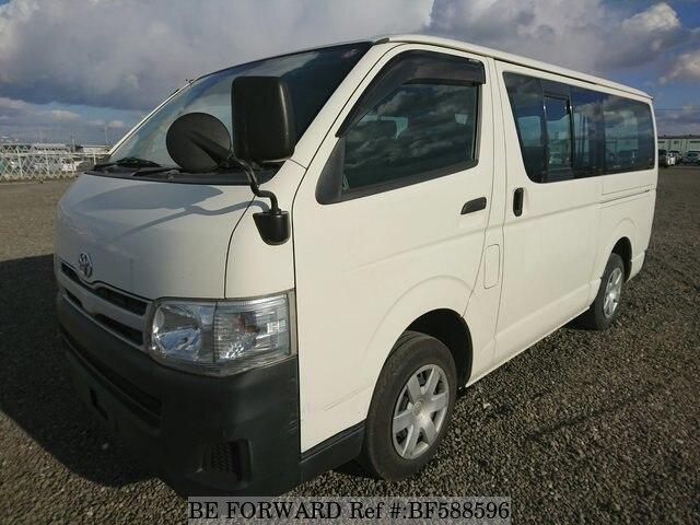 Used 2010 TOYOTA HIACE VAN DX/CBF-TRH200V for Sale BF588596