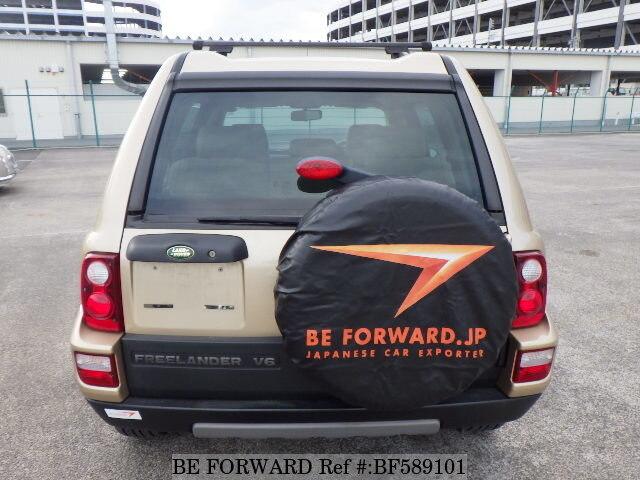 2006 land rover freelander hse gh ln25 d 39 occasion en. Black Bedroom Furniture Sets. Home Design Ideas