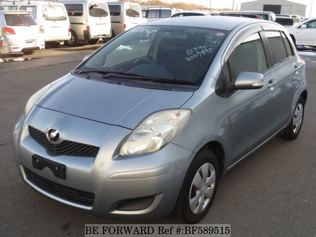 Used 2008 TOYOTA VITZ F/DBA-SCP90 for Sale BF589515 - BE FORWARD