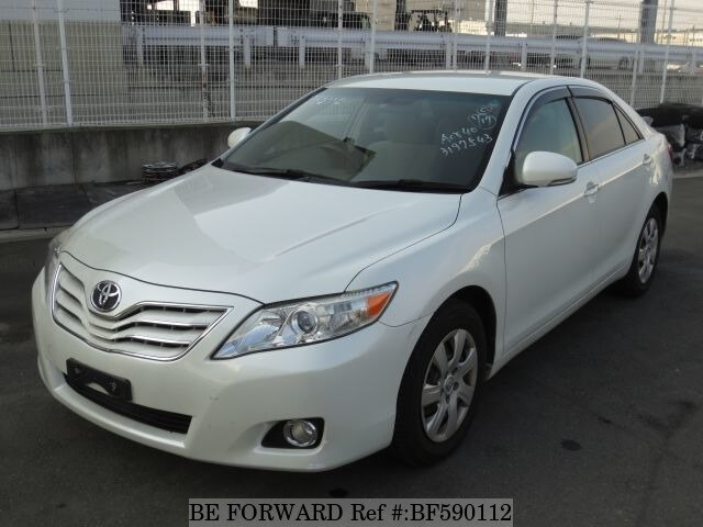 used 2009 toyota camry dba acv40 for sale bf590112 be forward. Black Bedroom Furniture Sets. Home Design Ideas