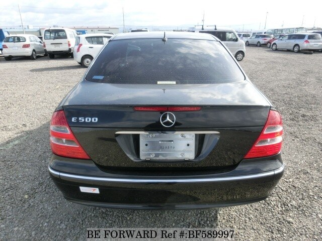 Used 2003 mercedes benz e class e500 avantgarde gh 211070 for 2003 mercedes benz e500 for sale