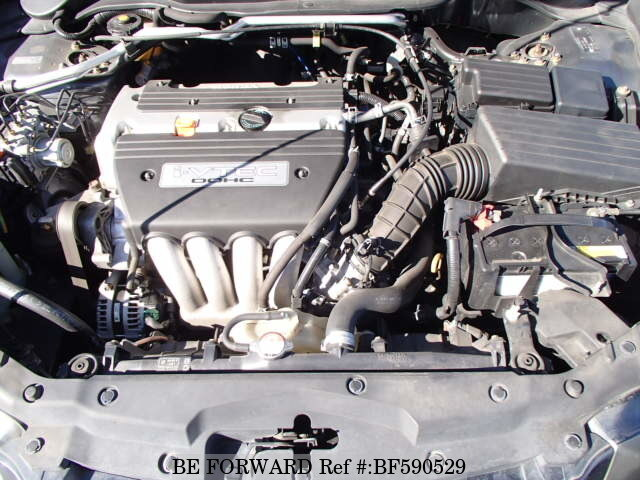 Used 2003 HONDA ACCORD BF590529 For Sale Image