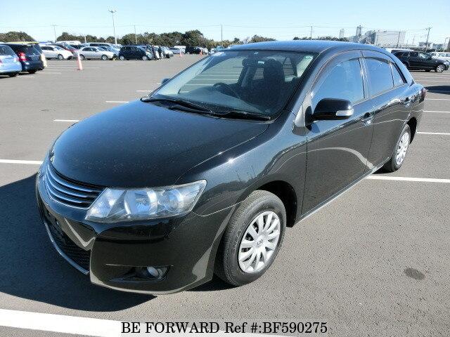 used 2009 toyota allion a15 g package stylish edition dba nzt260 for rh beforward jp toyota allion 2008 manual english 2017 Toyota Allion