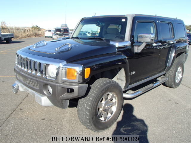 Used 2011 Hummer H3 Luxury Package For Sale Bf590369 Be Forward
