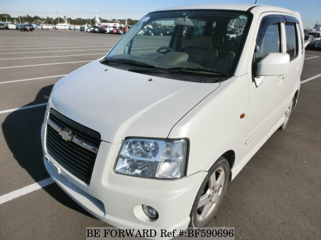 Used 2008 CHEVROLET MW DBA-ME34S for Sale BF590696 - BE FORWARD 0331ff14b2d