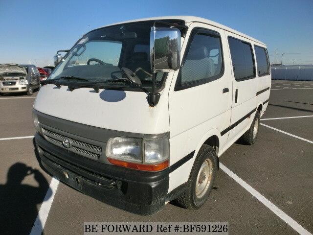 Used 2000 TOYOTA HIACE VAN DX GL PACKAGE/KG-LH168V for Sale