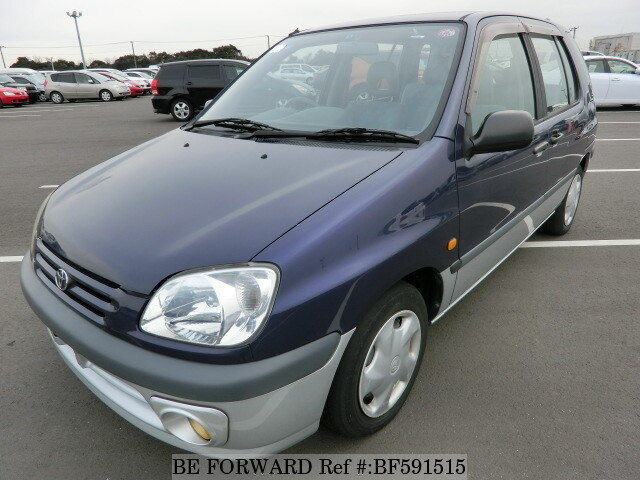 used 1998 toyota raum c package e exz10 for sale bf591515 be forward rh beforward jp Toyota Raum 2007 Toyota Raum 2006