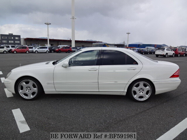 Used 2003 mercedes benz s class gh 220067 for sale for 2003 mercedes benz s500 for sale