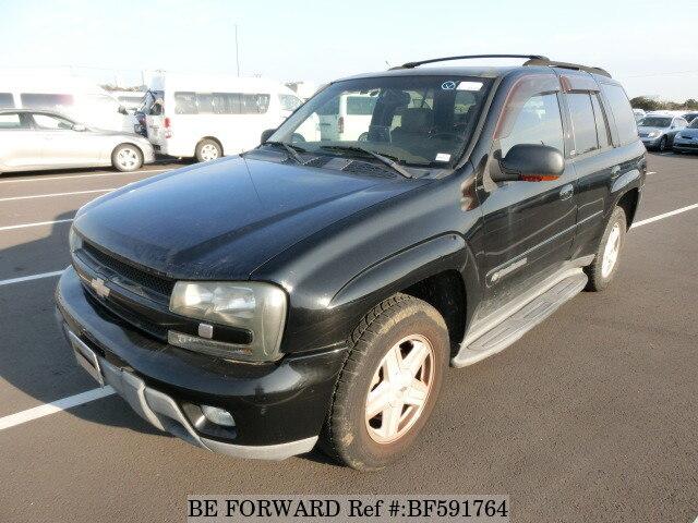 Used 2002 Chevrolet Trailblazer Ltz Gh T360 For Sale