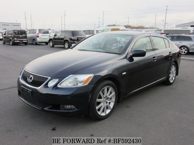 Used 2006 LEXUS GS BF592430 For Sale
