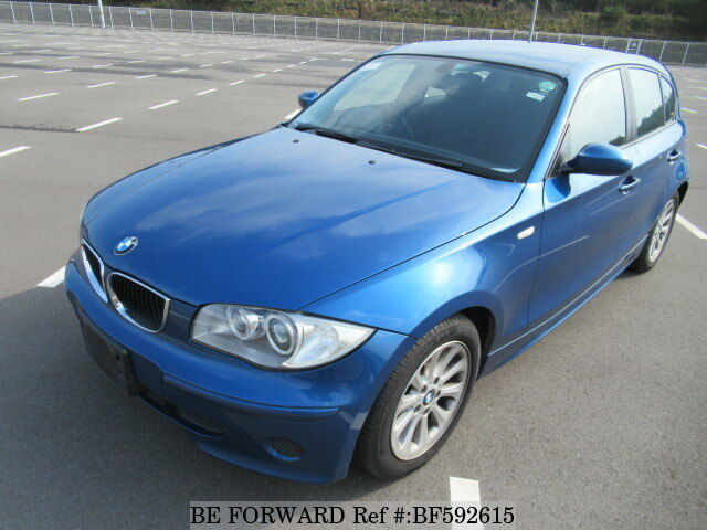 Worksheet. Used 2006 BMW 1 SERIES 116IGHUF16 for Sale BF592615  BE FORWARD