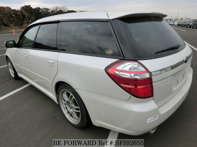 Used 2007 Subaru Legacy Touring Wagon 2 0r Spec B Aba Bp5 For Sale Bf592655 Be Forward