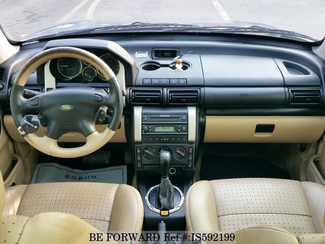 2004 land rover freelander d 39 occasion en promotion. Black Bedroom Furniture Sets. Home Design Ideas