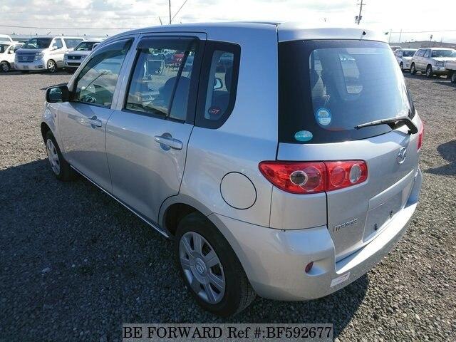 Used MAZDA DEMIO CASUALDBADYW For Sale BF BE FORWARD - Mazda 290