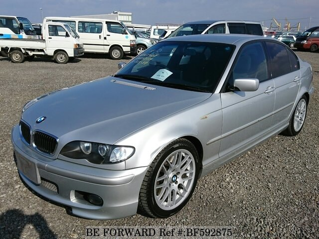 Used 2004 BMW 3 SERIES 330I M SPORT/GH-AV30 for Sale BF592875 - BE ...
