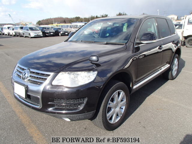 2007 volkswagen touareg v6 aba 7lbhks d 39 occasion en promotion bf593194 be forward. Black Bedroom Furniture Sets. Home Design Ideas