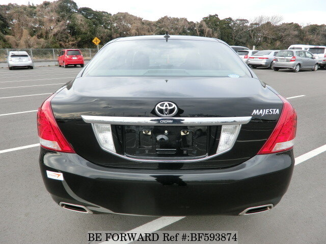 Used 2012 TOYOTA CROWN MAJESTA C TYPE/DBA-URS206 for Sale BF593874