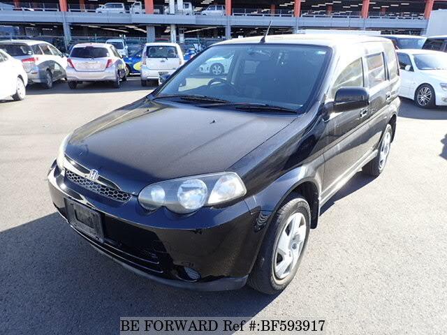 Used 2005 HONDA HR-V/ABA-GH4 for Sale BF593917 - BE FORWARD
