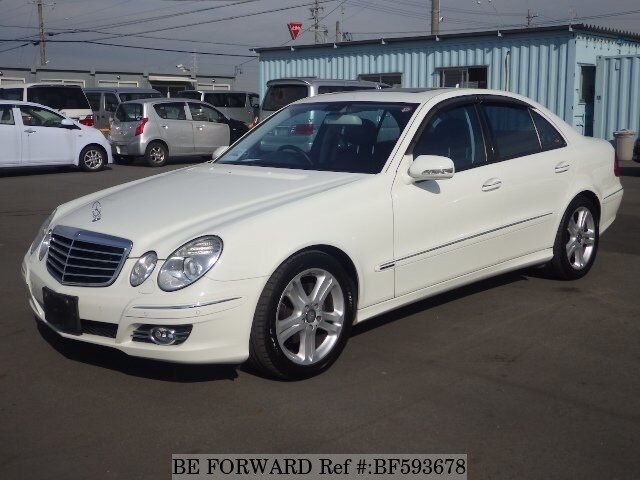 used 2008 mercedes benz e class e320 cdi avantgarde adc 211022 for sale bf593678 be forward. Black Bedroom Furniture Sets. Home Design Ideas