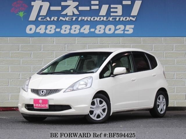 Amazing About This 2010 HONDA Fit (Price:$6,759)