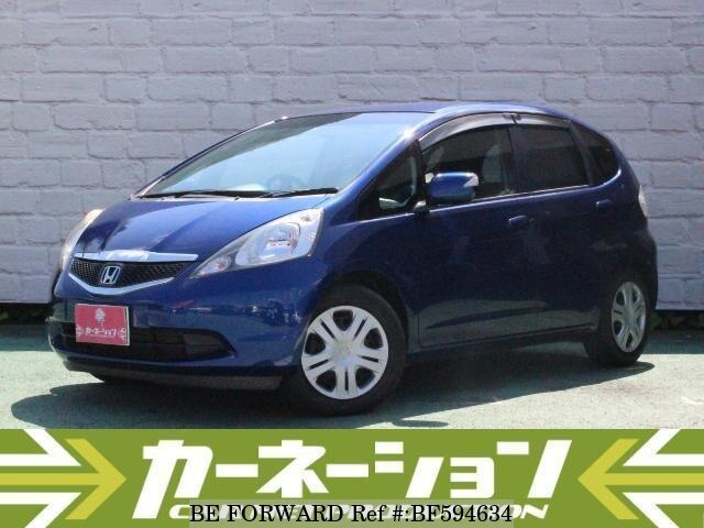 About This 2010 HONDA Fit (Price:$6,656)
