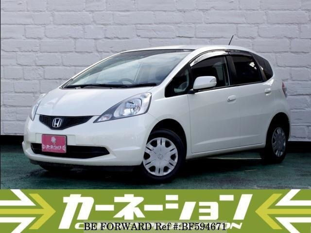 About This 2010 HONDA Fit (Price:$6,049)