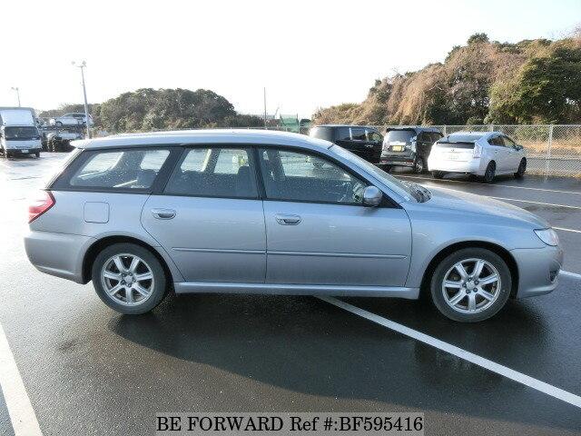Used 2007 Subaru Legacy Touring Wagon 2 0i Cba Bp5 For Sale Bf595416 Be Forward