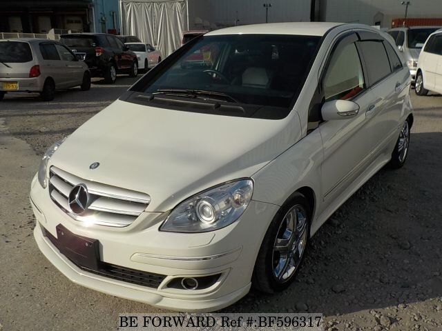 Used 2007 MERCEDESBENZ BCLASS B200 TURBOCBA245234 for Sale