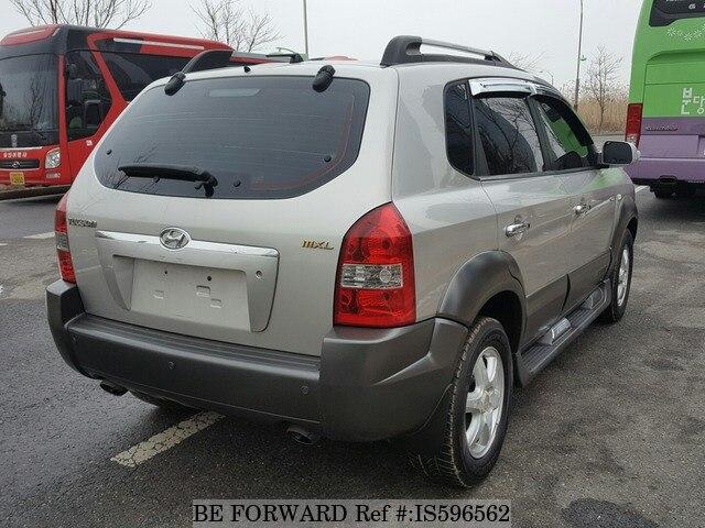2006 hyundai tucson mxl usados en venta is596562 be forward for Hyundai motor myanmar co ltd