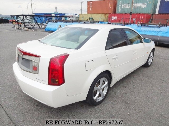 used 2004 cadillac cts cts gh ad32f for sale bf597257 be forward. Black Bedroom Furniture Sets. Home Design Ideas